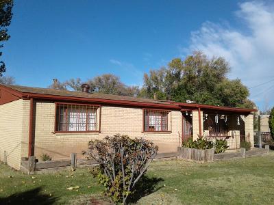 Albuquerque NM Single Family Home For Sale: $204,500
