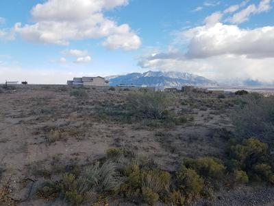 Rio Rancho Residential Lots & Land For Sale: 1700 Gros Ventre NE Drive NE