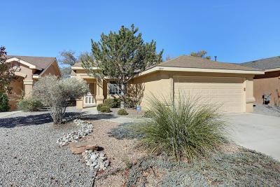 Rio Rancho NM Single Family Home For Sale: $137,000