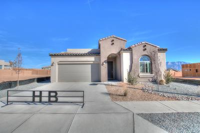 Rio Rancho Single Family Home For Sale: 3630 Kenai Drive NE