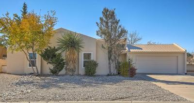 Rio Rancho NM Single Family Home For Sale: $169,000