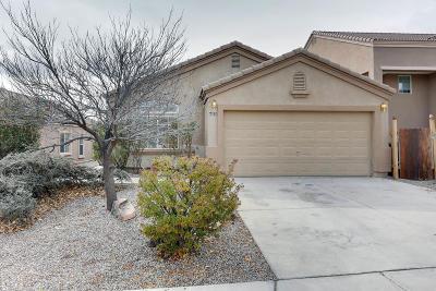Albuquerque NM Single Family Home For Sale: $195,000
