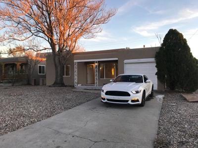 Single Family Home For Sale: 4700 Crest Avenue SE
