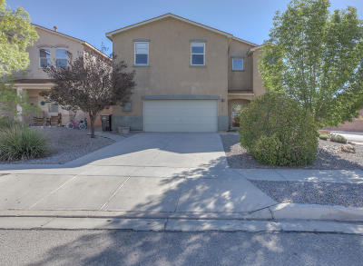 Rio Rancho Single Family Home For Sale: 1644 Veridian Drive SE