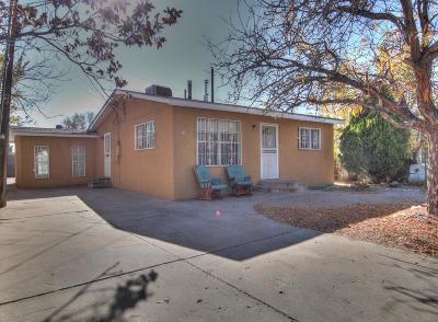 Albuquerque Single Family Home For Sale: 1230 Arenal Road SW