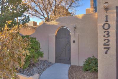 Albuquerque Single Family Home For Sale: 10327 Cueva Del Oso