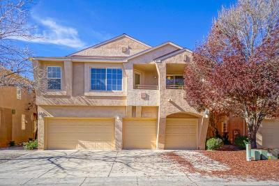 Albuquerque NM Attached For Sale: $147,000