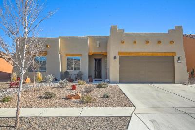 Albuquerque Single Family Home For Sale: 2128 Cebolla Creek Way NW