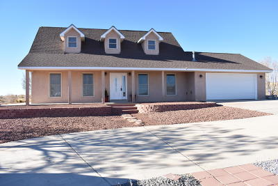 Rio Rancho Single Family Home For Sale: 509 Huron Road SE
