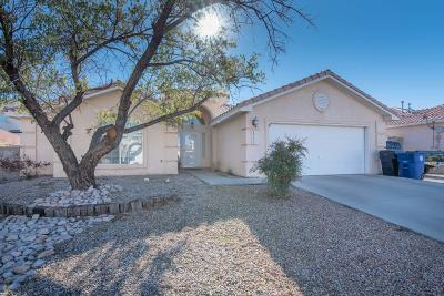 Albuquerque Single Family Home For Sale: 4340 Bryan Avenue NW