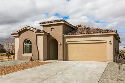 Rio Rancho Single Family Home For Sale: 6913 Yukon Road NE