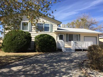 Albuquerque NM Single Family Home For Sale: $159,000