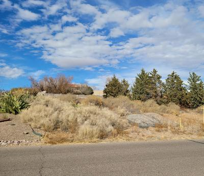 Los Lunas Residential Lots & Land For Sale: Crestview Drive