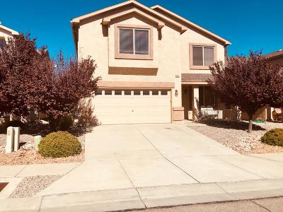 Albuquerque Single Family Home For Sale: 7819 Seven Springs Road NW