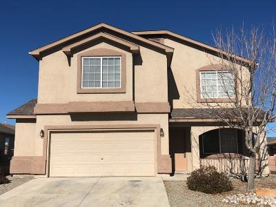 Albuquerque Single Family Home For Sale: 9815 Wagon Gate Trail SW
