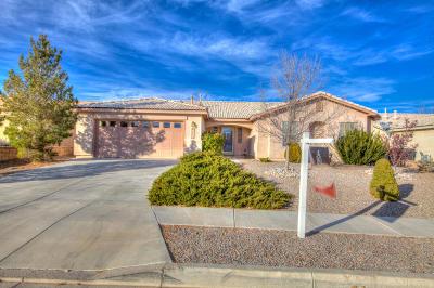 Rio Rancho Single Family Home For Sale: 5805 Chaco Loop NE
