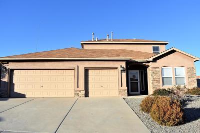 Rio Rancho Single Family Home For Sale: 5485 Roosevelt Loop NE