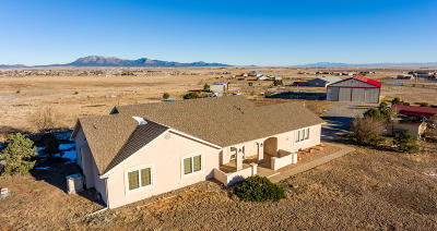 Tijeras, Cedar Crest, Sandia Park, Edgewood, Moriarty, Stanley Single Family Home For Sale: 89 Williams Ranch Road