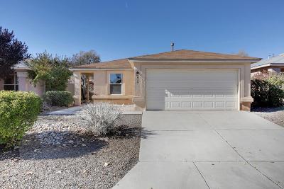 Albuquerque Single Family Home For Sale: 919 Chuckar Drive SW