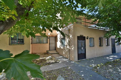 Bernalillo County Multi Family Home For Sale: 311 12th Street