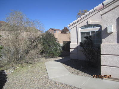 Albuquerque Single Family Home For Sale: 10552 Brookline Place NW