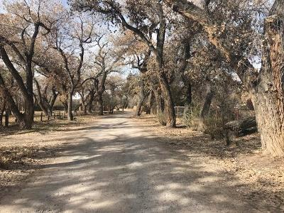Corrales Residential Lots & Land For Sale: Montano Lane