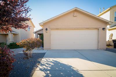 Albuquerque NM Single Family Home For Sale: $127,000