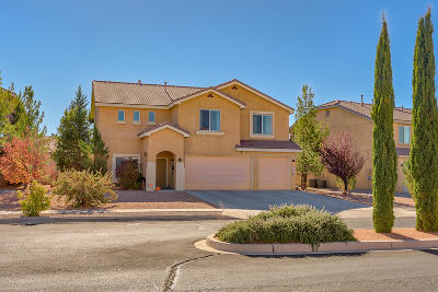 Albuquerque, Rio Rancho Single Family Home For Sale: 2506 Avenida Castellana Boulevard SE