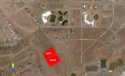 Rio Rancho NM Residential Lots & Land For Sale: $160,000
