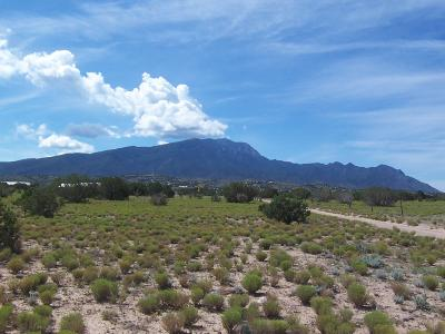 Placitas Residential Lots & Land For Sale: Antonito Road