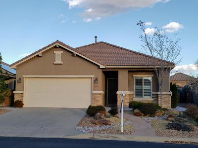 Bernalillo, Placitas Single Family Home For Sale: 850 Mountain Phlox Way