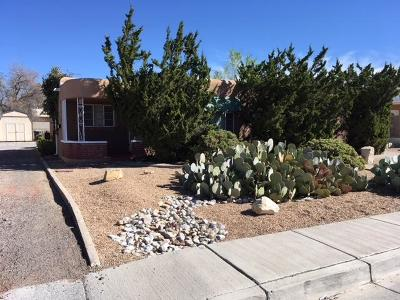 Bernalillo County Multi Family Home For Sale: 4135 Mesa Verde Avenue NE