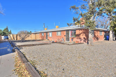 Bernalillo County Multi Family Home For Sale: 1033 Louisiana Boulevard SE