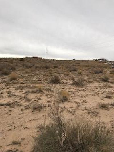 Rio Rancho NM Residential Lots & Land For Sale: $80,000