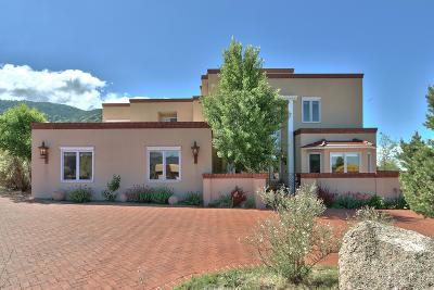 Single Family Home For Sale: 13716 Canada Del Oso Place NE