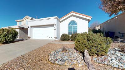 Single Family Home For Sale: 7223 Laster Avenue NE