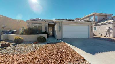 Single Family Home For Sale: 7208 Capitan Avenue NE
