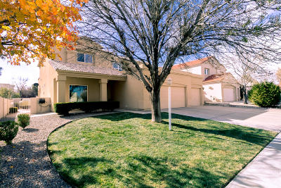 Rio Rancho Single Family Home For Sale: 3546 Calle Suenos SE