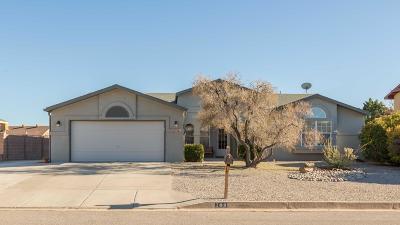 Rio Rancho Single Family Home For Sale: 708 Dennison Park Loop SE