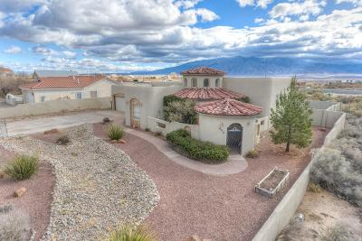 Rio Rancho Single Family Home For Sale: 800 Monterrey Road