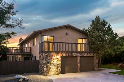 Single Family Home For Sale: 4719 Glenwood Hills Drive NE