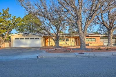 Albuquerque Single Family Home For Sale: 610 Montclaire Drive SE