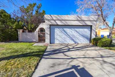 Bernalillo County Single Family Home For Sale: 605 Meadow Green Court SE