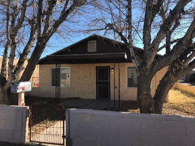 Albuquerque Single Family Home Active Under Contract - Short : 4608 Carlton Street NW