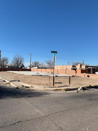 Bernalillo County Residential Lots & Land For Sale: 401 Alcazar Street
