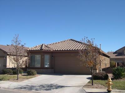Bernalillo Single Family Home For Sale: 832 Palo Duro Drive