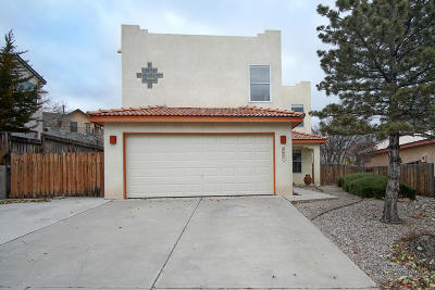 Albuquerque Single Family Home For Sale: 6745 Conrad Avenue NW