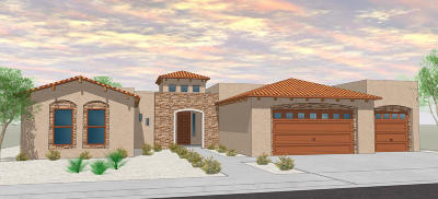 Rio Rancho Single Family Home For Sale: 2901 Kiva View NE
