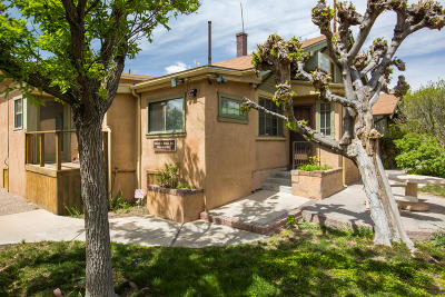 Albuquerque Single Family Home For Sale: 1300 Central Avenue SW