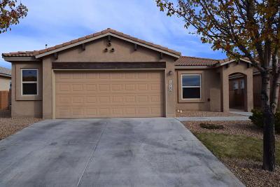 Bernalillo Single Family Home For Sale: 1218 La Fonda Street